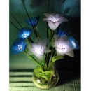 Night light led flower Bouquet