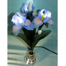 Night light led - Iris Blue