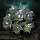 Night light led - Bouquet White