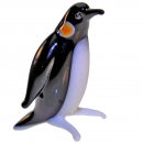 Pinguin aus Glas fir Design